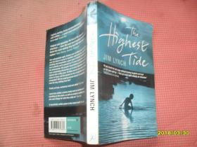 英文原版书:The Highest Tide (jim lynch)著