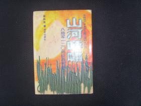 中国共产党武装力量抗战纪实丛书【山河呼啸】