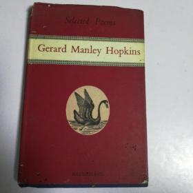 霍普金斯诗选(精)有虫蛀,1959年版