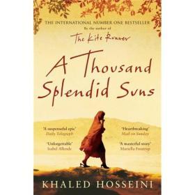 A Thousand Splendid Suns 灿烂千阳Khaled Hosseini卡勒德·Penguin9780747593775 Khaled Hosseini 卡勒德·胡赛尼 Penguin 2008-05 9780747593775