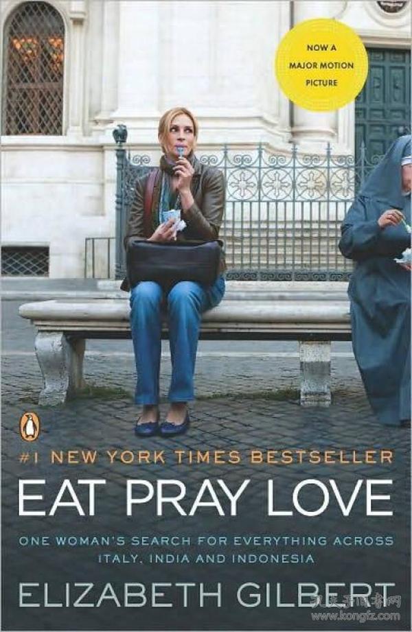 Eat, Pray, Love. Movie Tie-In