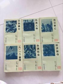 伪满史料丛书(全10册)