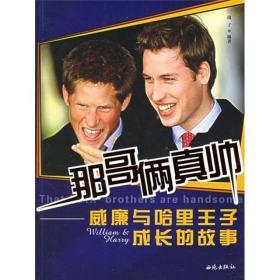 那哥倆真帅:威廉与哈里王子成长的故事
