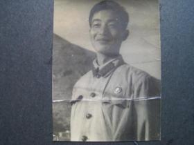 文革时期泉州市某单位军代表