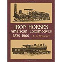 Iron Horses: American Locomotives 1829-1900
