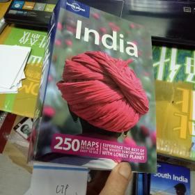 Lonely Planet lndia  250