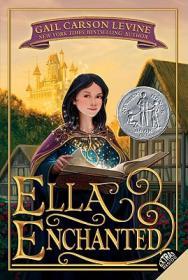 Ella Enchanted魔法灰姑娘 英文原版