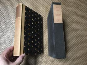 (签名限印,40本非卖品之一,罕见存书匣)This Book-Collecting Game(Limited Edition)纽顿《搜书之道》,(《藏书之爱》中的一本),董桥爱读的洋书话,1928年老版书,精装毛边本,上书口刷金,重超1公斤