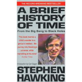 A Brief History of Time From the Big Bang to Black Holes 时间简史