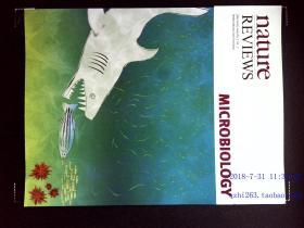 Nature reviews microbiology 2005/07 英文自然评论微生物学杂志