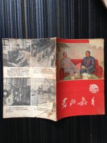6党的教育(1965年第9期)城市版.半月刊.总账213.;