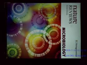 Nature reviews microbiology 2005/06 英文自然评论微生物学杂志