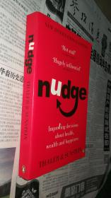 Nudge: Improving decisions about health, wealth and happiness(英文原版)