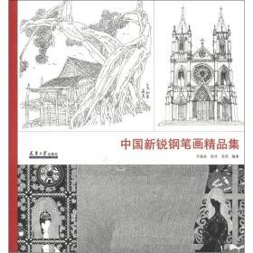 中国新锐钢笔画精品集