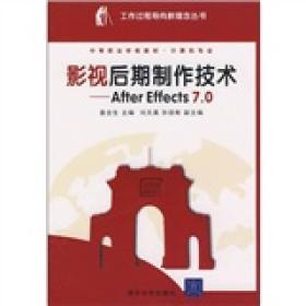 影视后期制作技术:After Effects 7.0