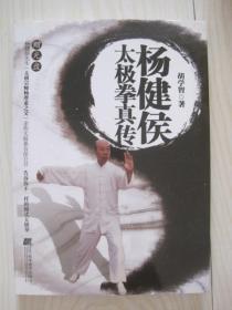 杨健侯太极拳真传(附光盘)