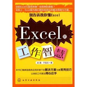 Excel的工作智慧