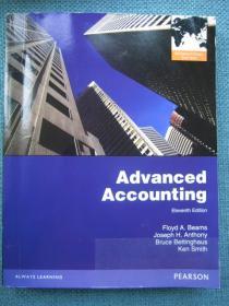 Advanced Accounting 11th Floyd A.Beams