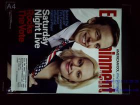 ENTERTAINMENT WEEKLY 娱乐周刊 2008/03/21 #983 过期杂志