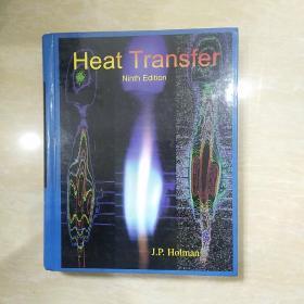 HEAT TRANSFER 传热; 换热; 热传递; 16开精 原版书 印刷反了。。