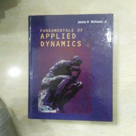 APPLIED DYNAMICS  应用动力学 16开精装 原版书