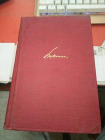 The Intimate Papers of Colonel House 1926年精装毛边 美国外交家爱德华豪斯上校书信集 有插图老照片 珍贵史料