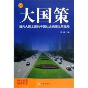 通向大国之路的中国社会保障发展战略