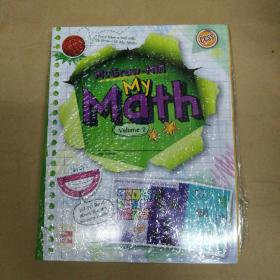 McGraw-Hill My Math Volume 2  Grade4 麦格劳希尔我的数学第二卷四年级