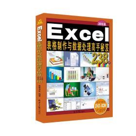 Excel表格制作与数据处理高手秘笈
