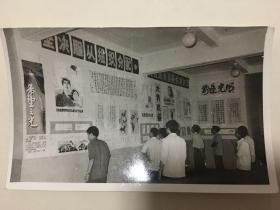 山东大学老照片:78级毕业生告别母校书画展