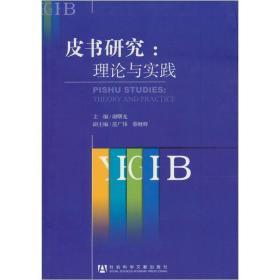 皮书研究:理论与实践