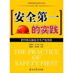 中国石油石化企业文化丛书:安全第一的实践:中国石油安全生产纪实