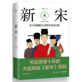 新宋 4 大结局珍藏版(关于宋朝的大百科全书式小说)