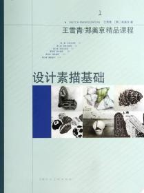 设计素描基础 王雪青 精品课程1 郑美京 上海人民美术出版社