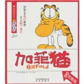 我胖故我在系列3  胖者生存加菲猫