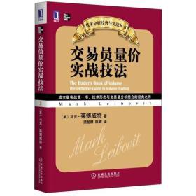 技术分析经典与实战丛书:交易员量价实战技法