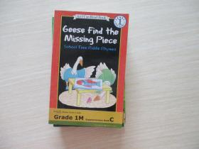 geese find the missing piece 【634】