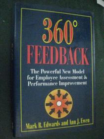 英文原版 360°FEEDBACK (360度反馈法)精装