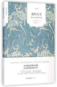 我的大学 高尔基 杨婷婷 吉林大学出版社9787567749009