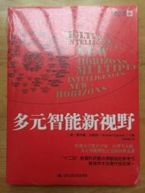 全新正版 多元智能视野 霍华德.加德纳 中国人民大学出版社