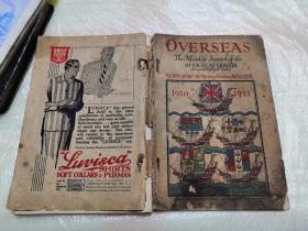 民国版 外文旧书