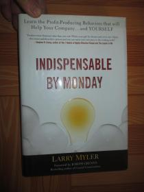 Indispensable by Monday: Learn the Profi...  【详见图】