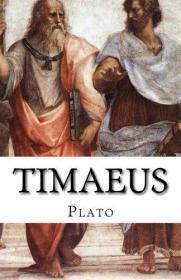 英文版 英语 Timaeus 蒂迈欧篇 柏拉图对话 Plato