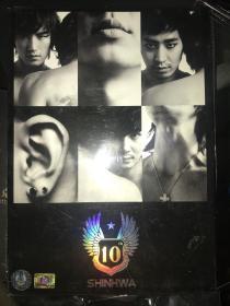 神话  10周年演唱会 写真光盘  韩国原版