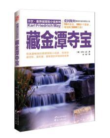 卡尔·麦异域探险小说系列:藏金潭夺宝