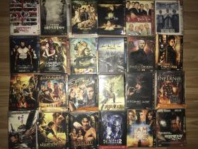 电影DVD 光盘
