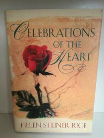 Helen Steiner Rice:Celebrations of the Heart (诗歌) 英文原版书
