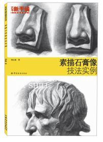 艺考新干线 美术高考系列丛书:素描石膏像技法实例