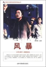 中国红色教育电影连环画丛书:风暴