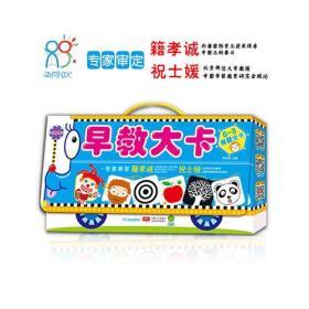 9787510116476-hs-早教大卡(盒)0-3岁育婴全卡(共12册)